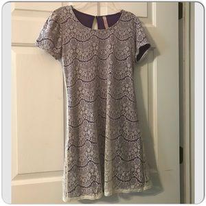 Dresses & Skirts - Myan Mini Lace Dress from Francesca's Boutique